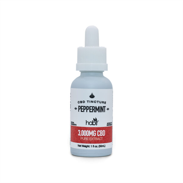 3000mg CBD Peppermint Tincture