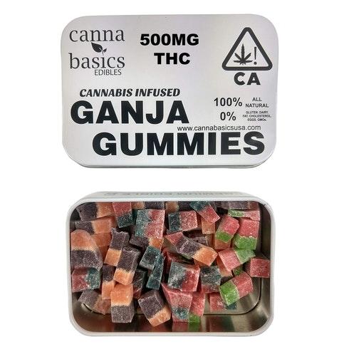 GANJA GUMMIES 500MG